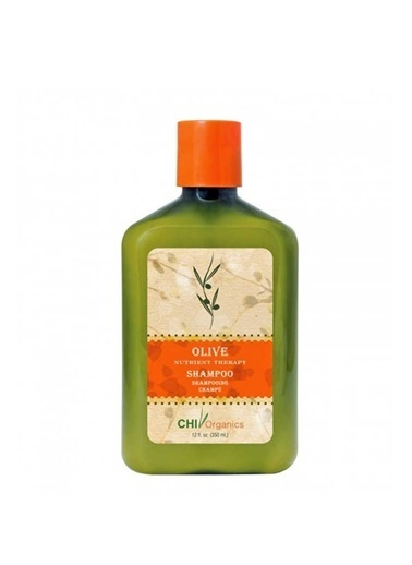 Chi Chi Organik Zeytinli  Besin Terapisi Şampuanı 350 Ml Renksiz